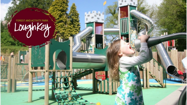 Lough Key best playgrounds in Ireland