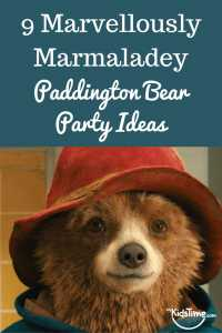 Paddington Party Ideas