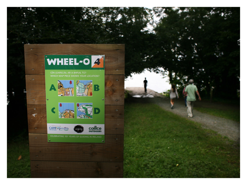 Wheel O at Lough Ket