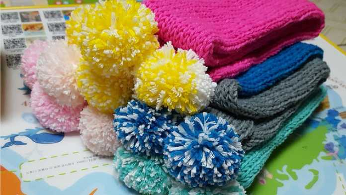 fun craft projects for kids how to make a pom pom