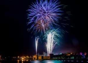 Riverfest Limerick Fireworks