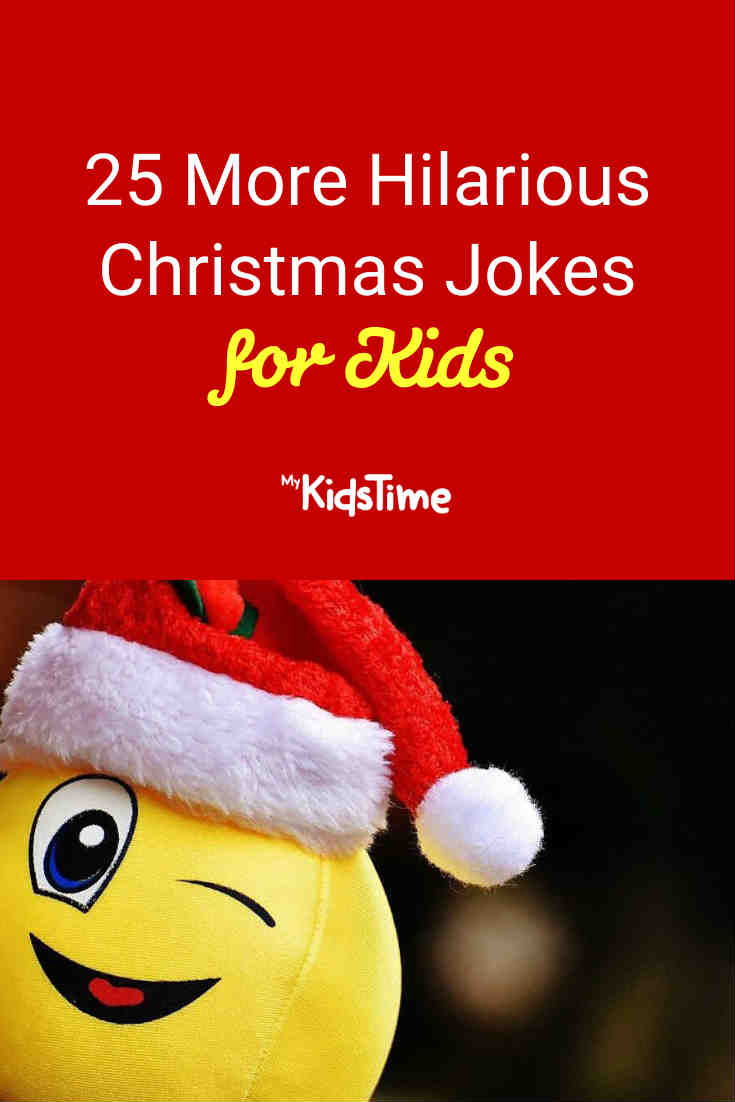 25 More Hilarious Christmas Jokes for Kids - Mykidstime