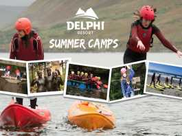 Delphi Resort Residential Summer Camps for Kids and Teens