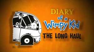 diary of a wimpy kid long haul