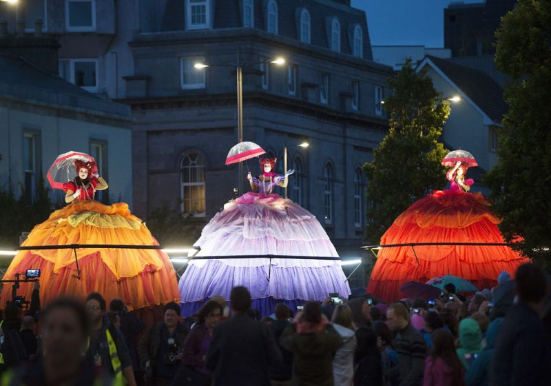 galway arts festival festivals in Ireland for summer 2020