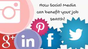 job search social media
