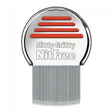 nitty gritty comb