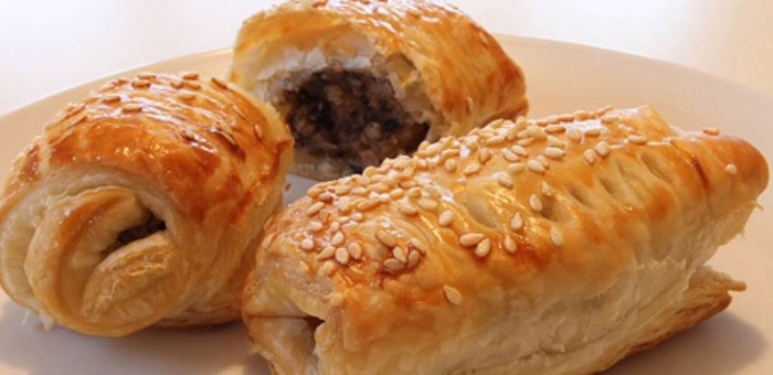 sausage recipes sausage rolls with a twist from clonakility