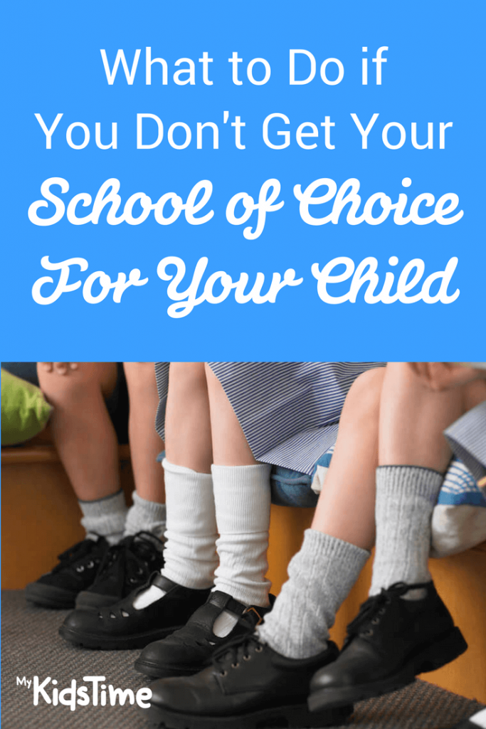 School of choice for your child