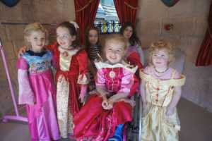 Dreamland Limerick princess birthday party