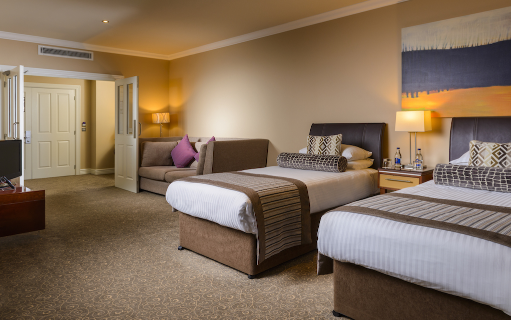 The Brehon Hotel Family Suite