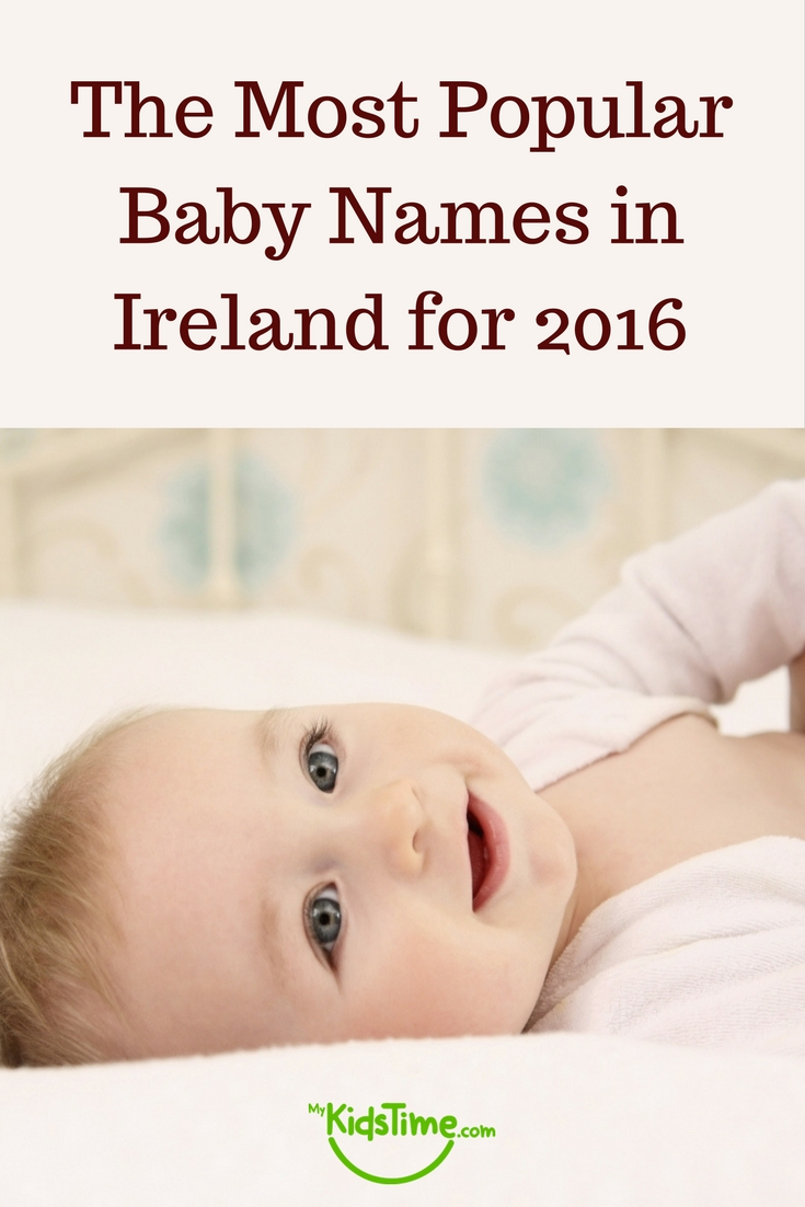 The Most Popular Baby Names In Ireland For 2016