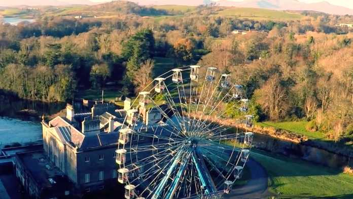 Westport House Ferris Wheel