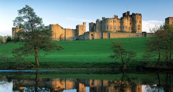 places to take kids alnwick castle