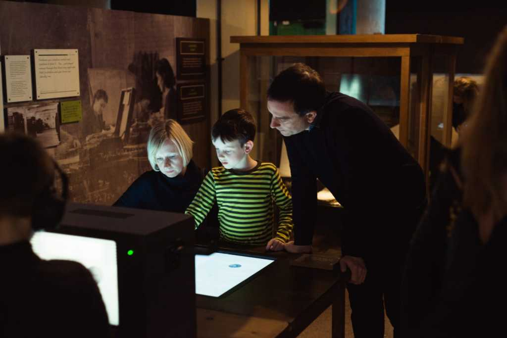 places to take kids bletchley park