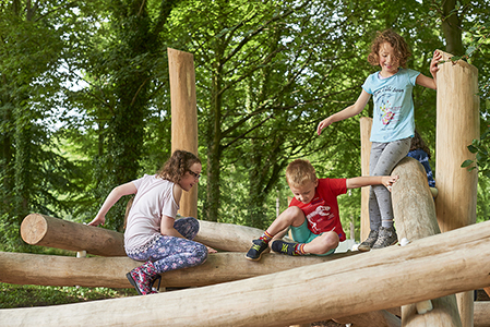 places to take kids dalkeith country park