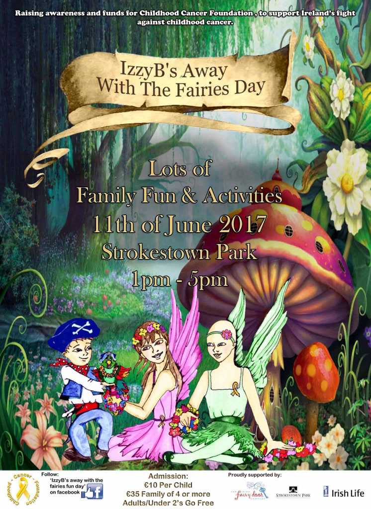 izzy b's away with the fairies day