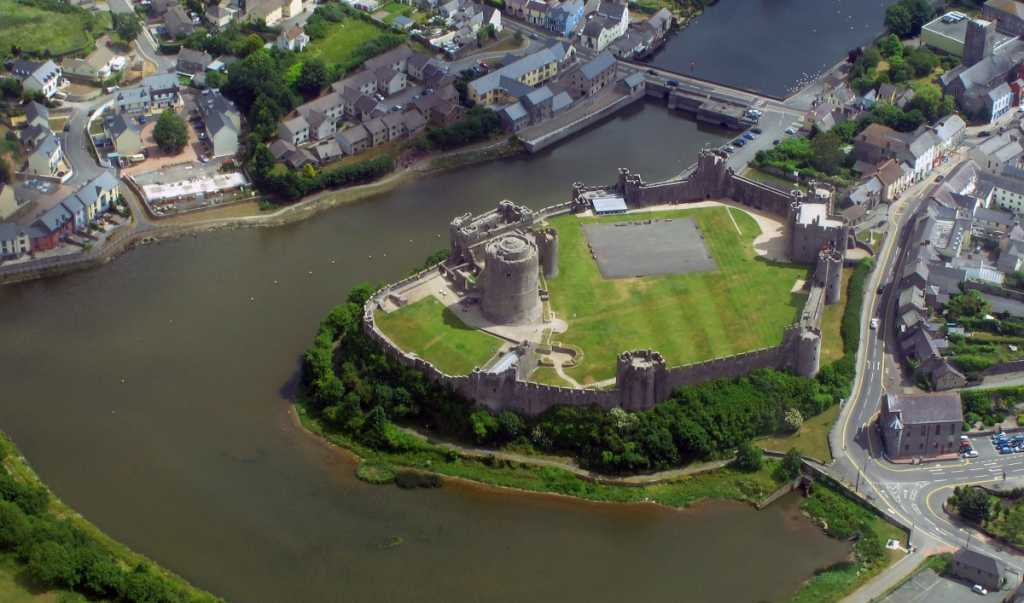 places to take kids pembroke castle