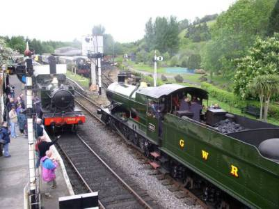 places to take kids south devon railway