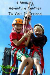 Amazing adventure centres Ireland