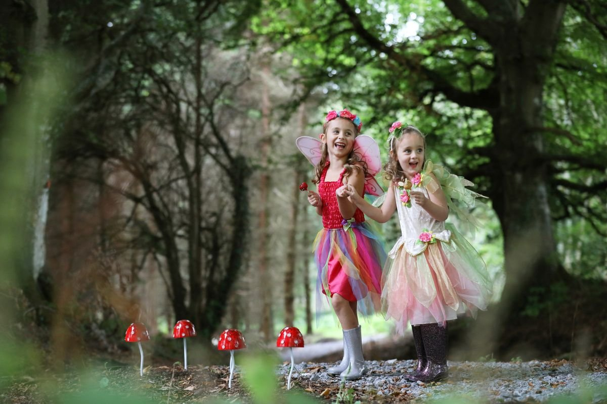 Fairy Trail at The Johnstown Estate fun things to do with kids in Wexford