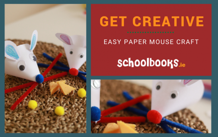 GET CREATIVE with Schoolbooks.ie