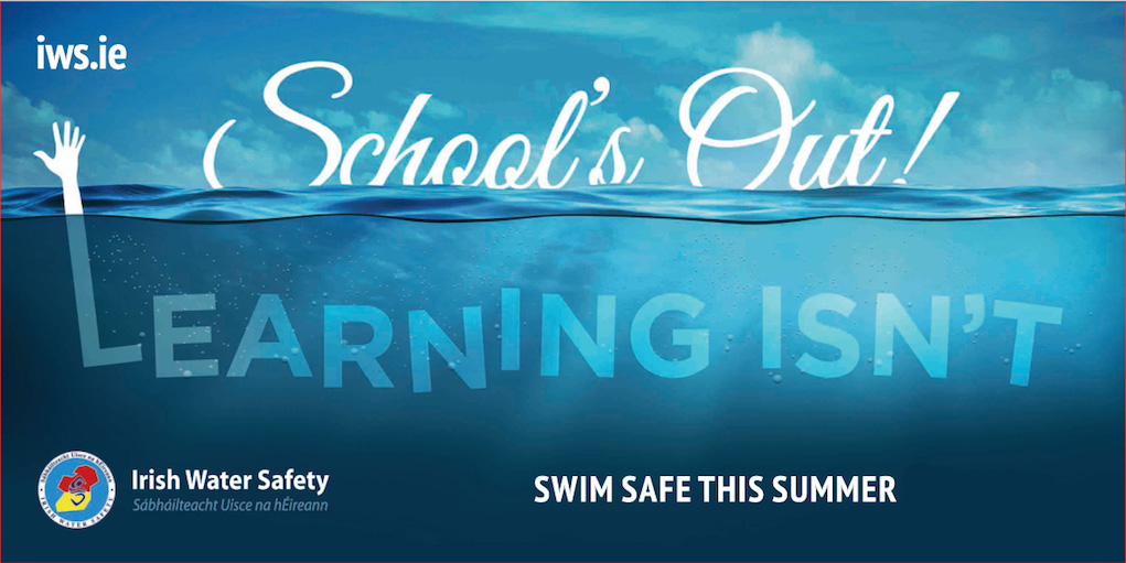 Irish Water Safety Tips Schools Out