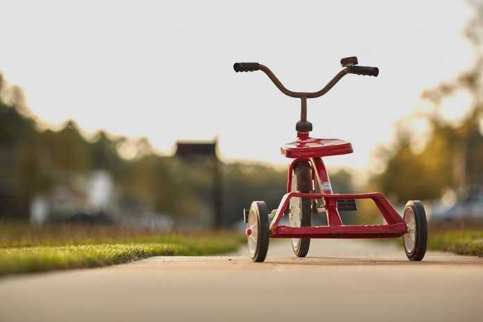 childhood things I loved trike