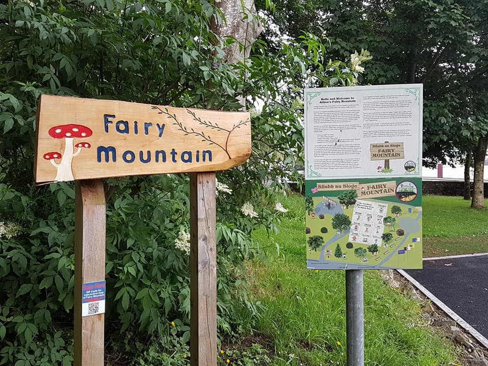 fairy mountain athea