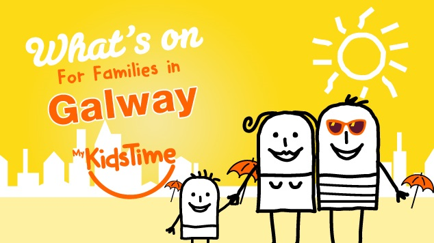 things to do with kids around Ireland family events galway