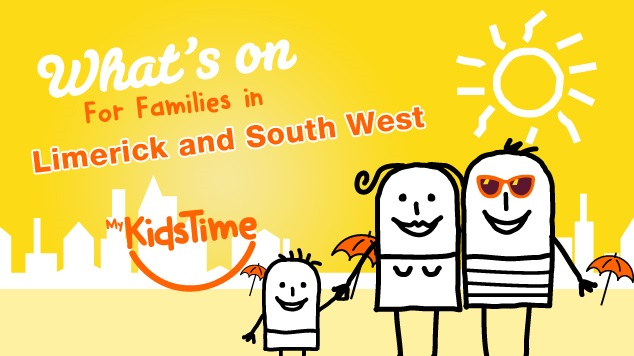 things to do with kids around Ireland family events limerick and south west