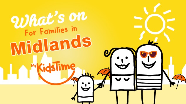 things to do with kids around Ireland events in the midlands