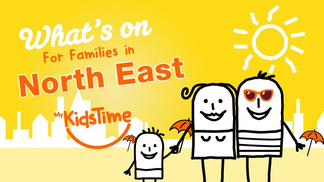 things to do with kids around Ireland family events north east