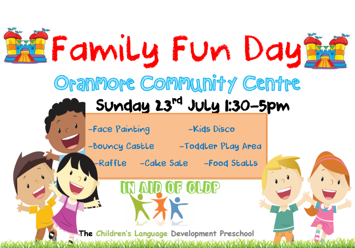 Family Fun Day Mykidstime