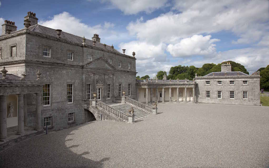 Russborough House low cost things to do in Ireland