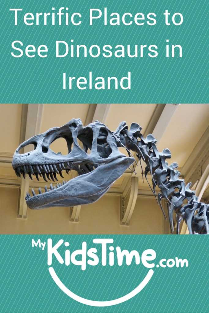 Terrific Places to See Dinosaurs in Ireland