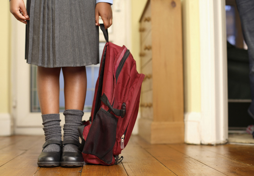 caring for school uniforms so they last longer