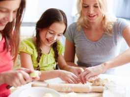 teach your kids to cook safely