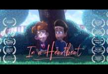 In a Heartbeat animation