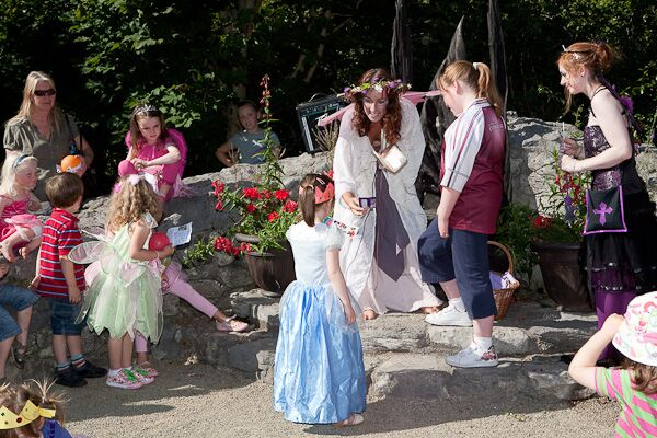 Elves and Fairies Day at Brigits Garden