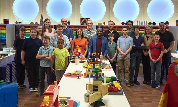 Channel 4's Lego Masters