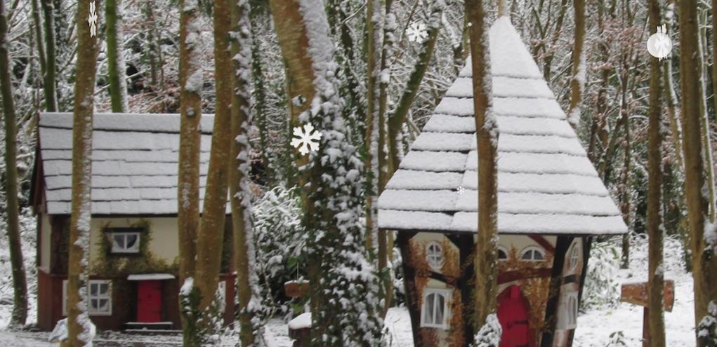 visit santa at Castlecomer Discovery Park Kilkenny