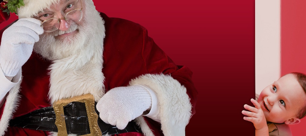 visit santa places in Ireland