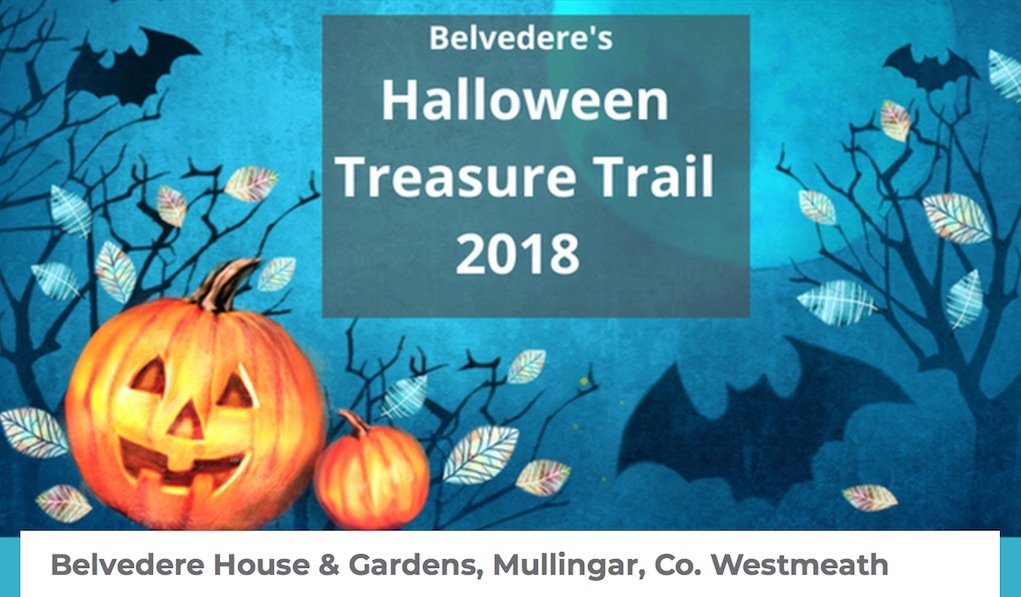 Halloween 2018 at Belvedere House