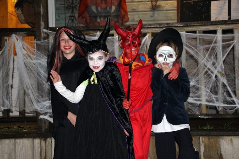 Halloween Famly Festival at Slieve Aughty Galway Things to do around Ireland at Halloween