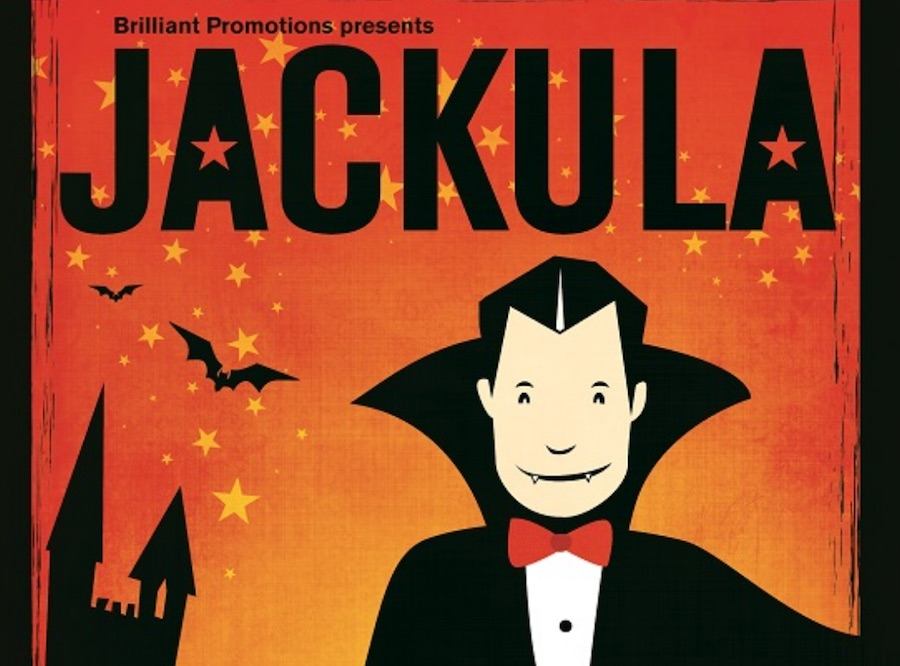 Jackula dlr Mill Theatre Things to do around Ireland at Halloween