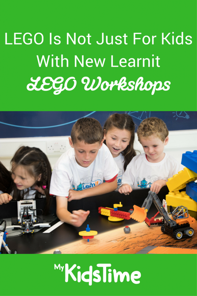 Learnit LEGO Workshops