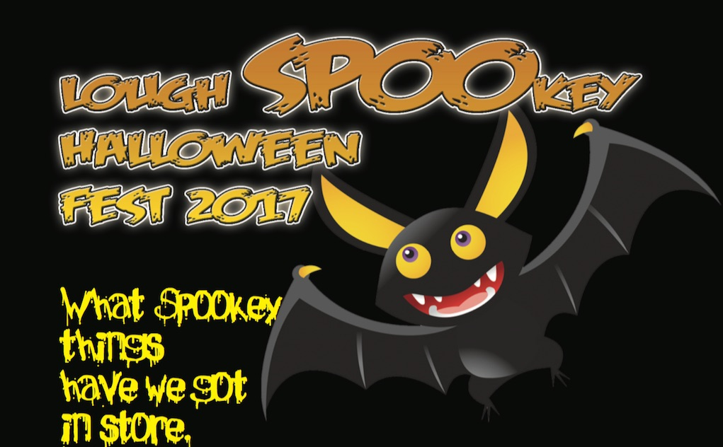 Lough Spookey Halloween Event