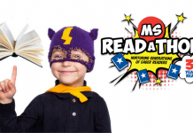 30th MS readathon