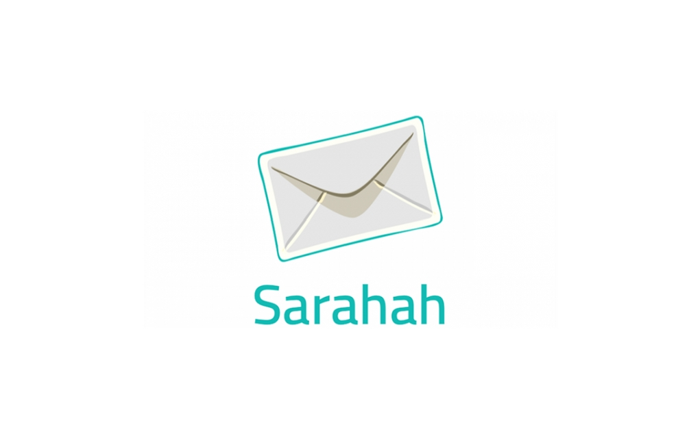 how to delete sarahah account from mobile app